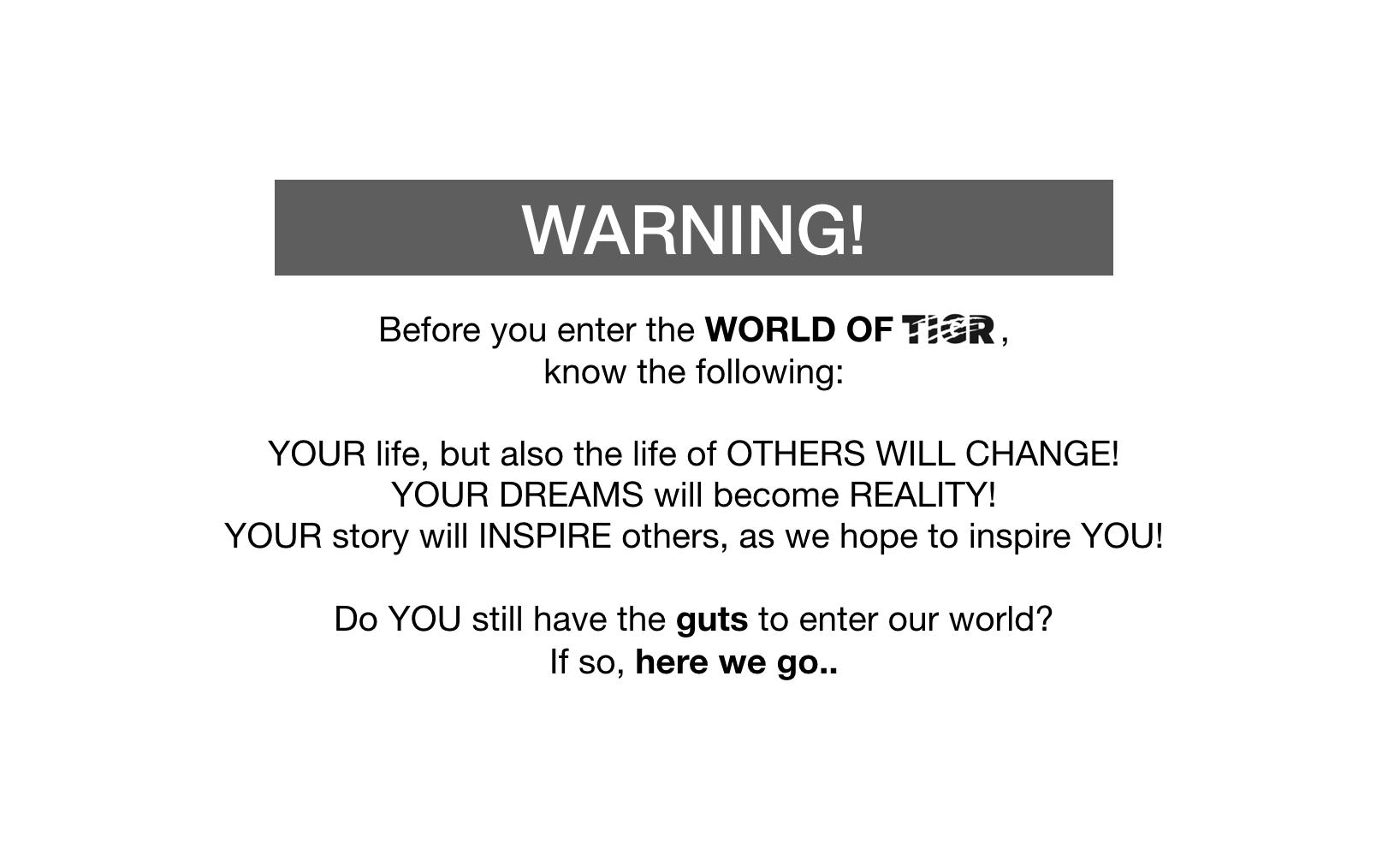 World of Tigr